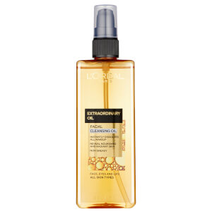 L'Oreal Paris Dermo Expertise Skin Perfection 15 Second Miracle Cleansing Oil - Alle Hudtyper (150 ml)
