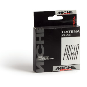 Miche Track Chain - 1/8 Inch- Silver