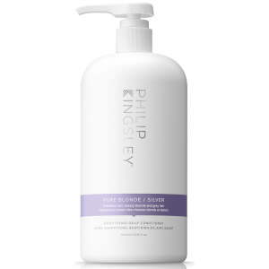 Philip Kingsley Pure Silver Conditioner 1000ml (Worth £88.00)
