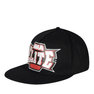 MMA Elite Men's Steak Cap - Black - One Size