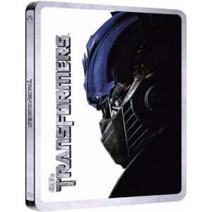 Transformers - Paramount Centenary Limited Edition Steelbook
