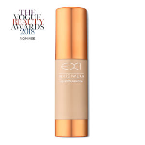 EX1 Cosmetics Invisiwear flytende foundation 30ml (ulike nyanser)