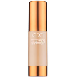 Base de Maquillaje Líquida EX1 Cosmetics Invisiwear 30ml (Varios Colores)