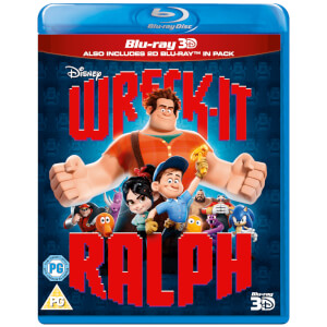 Wreck-It Ralph 3D (Includes 2D Version)