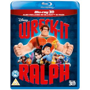 Les Mondes de Ralph 3D (avec version 2D)