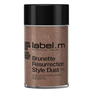 label.m Brunette Resurrection Style Dust poudre coiffante (3.5g)