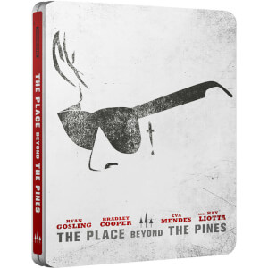 The Place Beyond the Pines - Zavvi Exclusive Limited Edition Steelbook - Double Play (Blu-Ray and DVD)