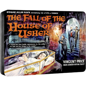The Fall of the House of Usher - Steelbook Edition