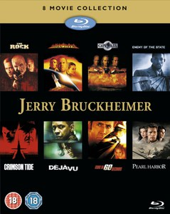Jerry Bruckheimer Action Collection