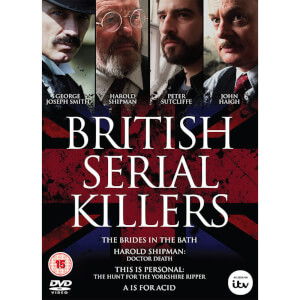 Britain's Serial Killer Set: A is for Acid / Shipman / Brides in the Bath