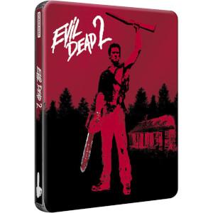 Evil Dead 2 - Zavvi Exclusive Limited Edition Steelbook