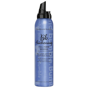 Bb Thickening Full Form Mousse