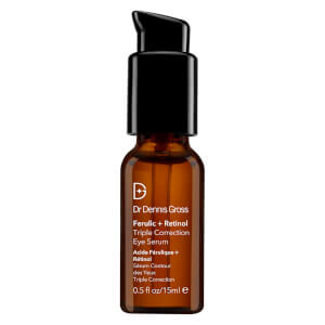 Dr Dennis Gross Ferulic and Retinol Triple Correction Eye Serum