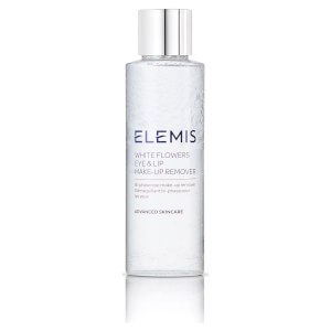 Elemis White Blomster Eye og Lip Make-Up Remover (125 ml)