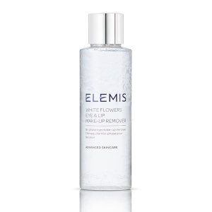 Elemis White Flowers Eye & Lip Make Up Remover 125 ml