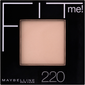 Maybelline Fit Me! Pressed Powder 220 Natural Beige 9g