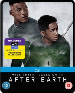 After Earth - Beperkte Editie Steelbook: Mastered in 4K Editie (Bevat UltraViolet Copy)