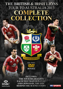 British and Irish Lions 2013: Complete Verzameling