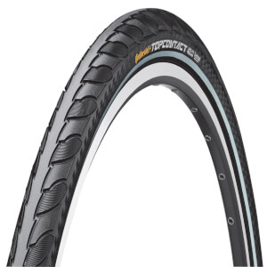 Continental Top Contact II Clincher Road Tyre - Black - 26 x 2.0