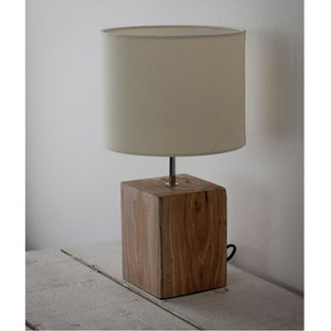Garden Trading Megeve - Reclaimed Elm Table Lamp