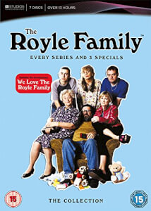 The Royle Family - Complete Verzameling