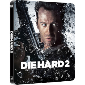 Die Hard 2 - Steelbook Exclusivo de Zavvi (Edición Limitada)
