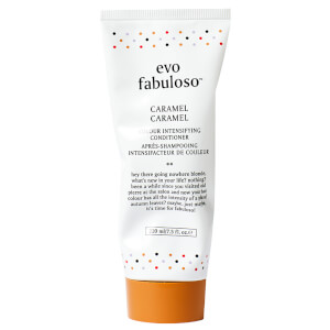 Evo Fabuloso Colour Intensifying Conditioner Caramel (220ml)