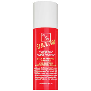 Evo Fabuloso Colour Intensifying Conditioner Purple Red (250ml)