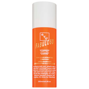 Evo Fabuloso Colour Intensifying Conditioner Copper(250ml)