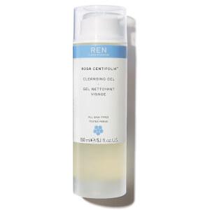 REN Rose Centifolia gel nettoyant visage (150ml)