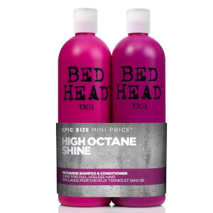 Dúo de tratamientos TIGI Bed Head Recharge Tween Duo (2 x 750 ml) (PVP 49,45  £)