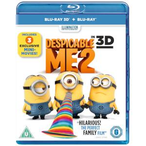 Despicable Me 2 3D (Bevat 2D Blu-Ray en UltraViolet Copy)
