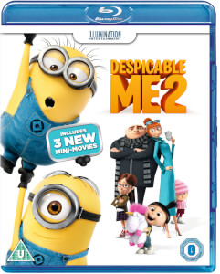 Despicable Me 2 (Bevat UltraViolet Copy)