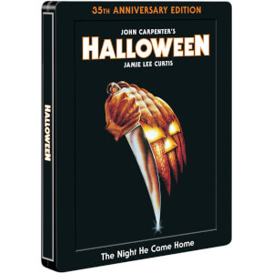 Halloween: 35th Anniversary - Limited Edition Steelbook (UK EDITION)