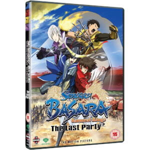 Sengoku Basara: Samurai Kings - The Last Party Movie