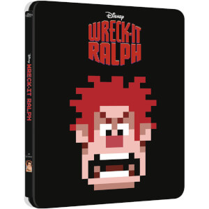 Wreck-It Ralph - Zavvi UK Exclusive Limited Edition Steelbook (The Disney Collection #4)