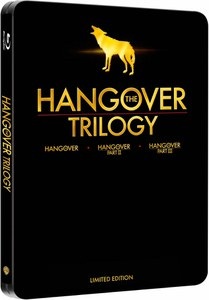 The Hangover Trilogy - Limited Edition Steelbook