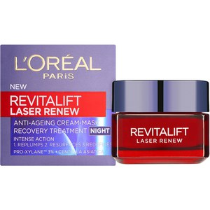 Crema de noche L'Oreal Paris Revitalift Laser Renew 50 ml