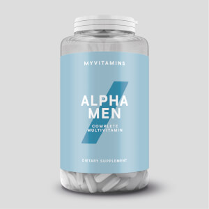 Multivitamínico Alpha Men