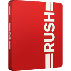 Rush - Limited Edition Steelbook (UK EDITION)