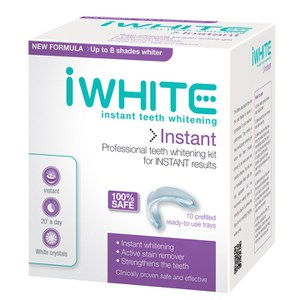 iWhite Instant Professional Teeth Whitening Kit (10 δίσκοι)