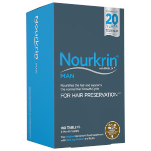 Nourkrin Man Starter Pack – 3 Month Supply (180 tabletter)