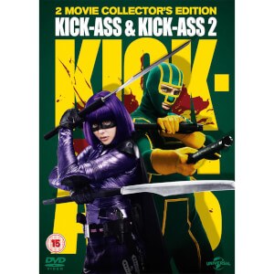Kick-Ass / Kick-Ass 2