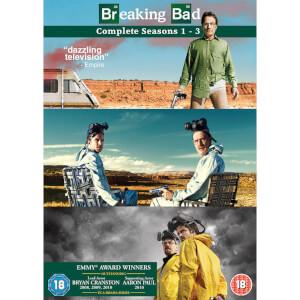 Breaking Bad - Temporadas 1-3
