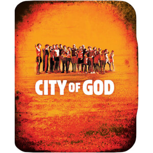 City of God - Zavvi UK Exclusive Limited Edition Steelbook