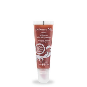 Bálsamo de Labios balance me Shine On Tinted Lip Salve – Rose Blush