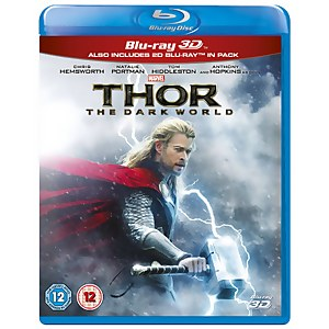 Thor 2: El Mundo Oscuro 3D
