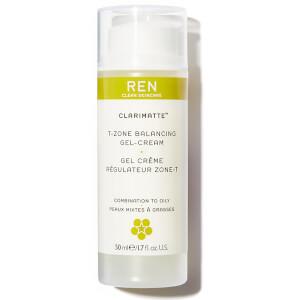 REN Clarimatte gel-crème régulateur zone T 50ml