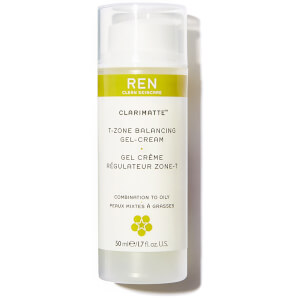 Gel-crema zona T REN Clarimatte T-Zone Balancing Gel Cream 50ml