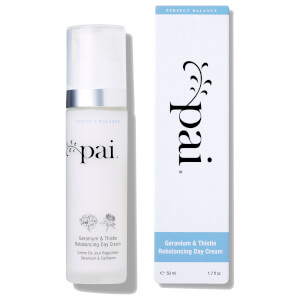 Pai Perfect Balance: Geranium & Thistle Rebalancing Day Cream - 50 ml